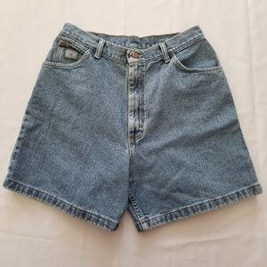 Vintage Wrangler Women Denim Short High rise